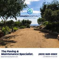 Remsey Asphalt Construction, Santa Maria, CA