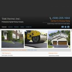 TMK Paving North Easton MA