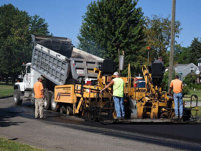 A how to guide on asphalt paving