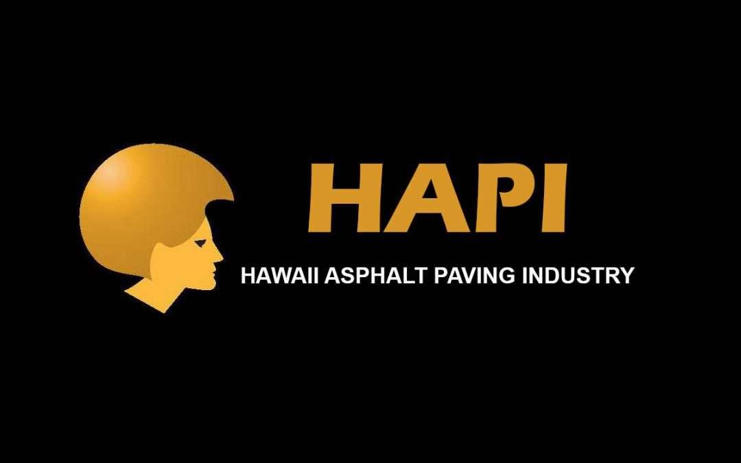 Hawaii Asphalt Paving Industry