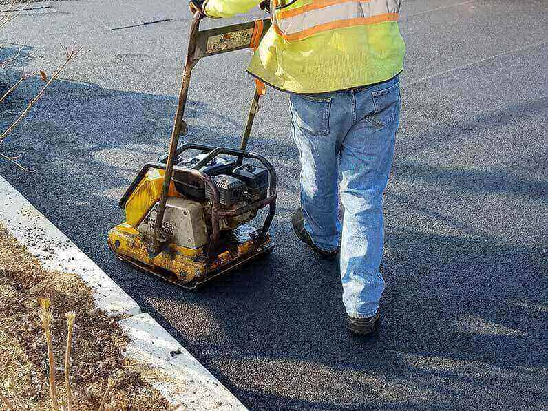 Asphalt Paving Resurfacing