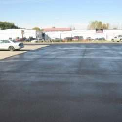 Sealcoating Spray Systems and Asphalt Sealer