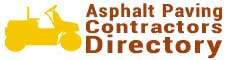 Asphalt Paving Sealcoating Contractors Directory