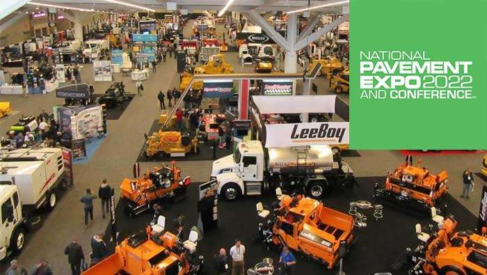 National Pavement Expo and Conference 2022